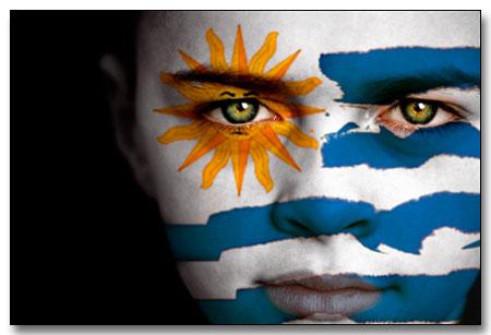Uruguay boy