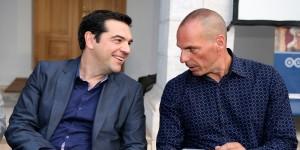 Alexis Tsipras, Yanis Varoufakis
